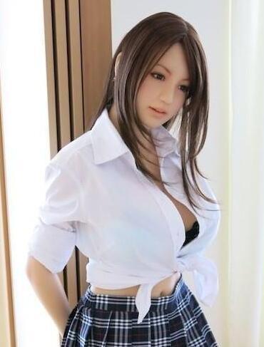 sexpuppe echte silikon japanische liebespuppen ganzkörper realistische analsexpuppen erwachsenes sexspielzeug für männer