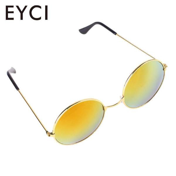 Kadınlar Retro Vintage Güneş Gözlükleri Açık Gözlük Göz Koruması İçin