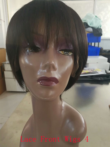 Lace Front Wigs 4
