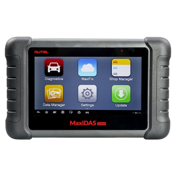 Autel MaxiDAS DS808 (Advanced version of DS708) Auto Diagnostic Tool OBD2 Scanner with Key Coding OBDII Code Reader MS906 ms908