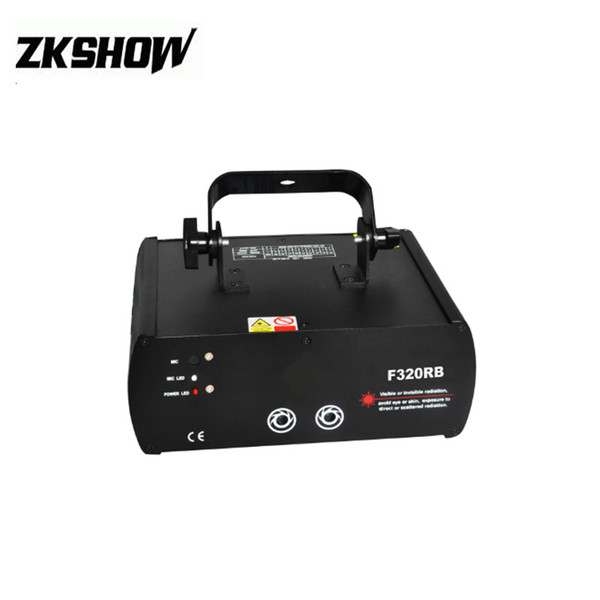 80% Discount 15W 3B RB LED Laser Animation Light Projector DMX DJ Disco Family Party Clubs KTV Pub Bar Professional Stage Lighting Equipment