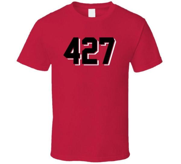 Samaje Perine 32 Oklahoma Football Rushing 427 Yard Record History T Shirt