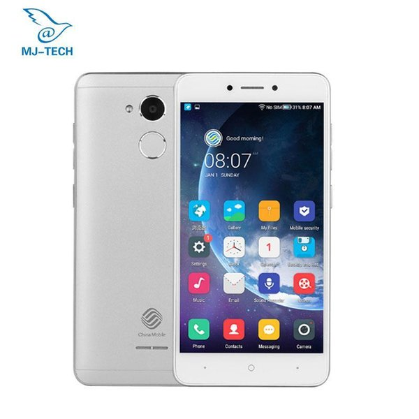 Original cheap new China Mobile A3S M653 2G 16G 5.2'' Android 7.0 Snapdragon 425 Quad Core camera 4G chinamobile A3S Smart phone