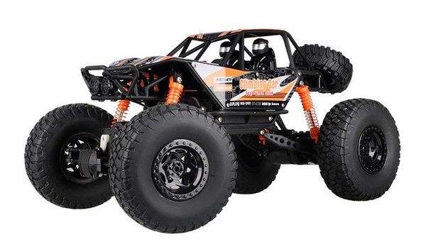 Climbing car wireless remote control car children toy car monster truck rechargeable electric off-road vehicles at a high speed