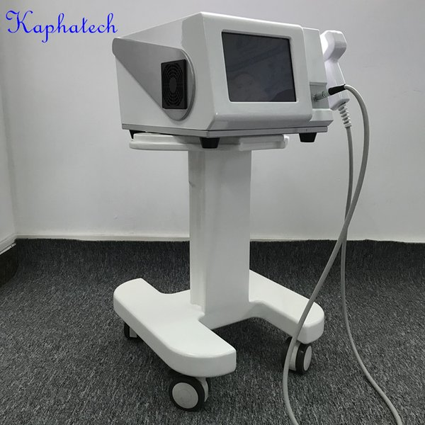 Portable Acoustic Radial Shock Wave Physiotherapy Equipment Magnetic Wave Therapy Shockwave for Weight Loss Cellulite Treatment