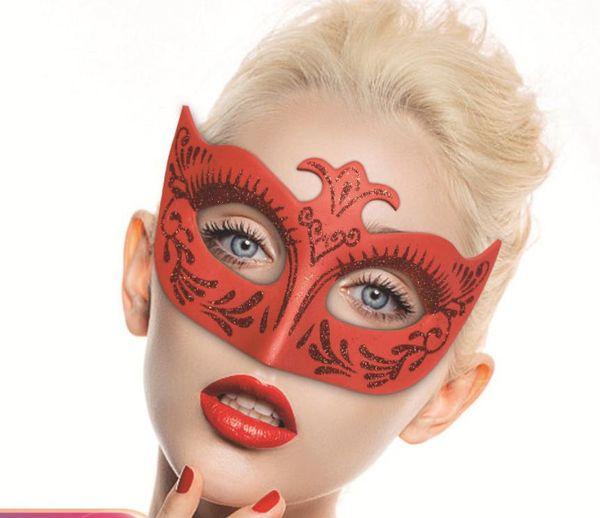 Sexy Women prom Mask Venetian Mardi Gras Party Dance Masquerade Ball Halloween Mask Fancy Dress Costume GA383