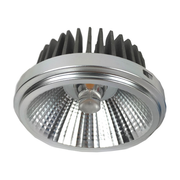 15 Beam LED Spot 12W 18W 30W Dimmable AR111 LED Spotlight Commercial LED Retrofit Light for Grille Lamp