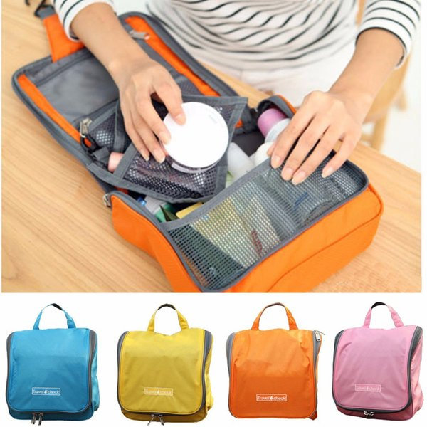 Large Capacity Travel Storage Bags Clothes Toiletry Organizer Luggage Pouch Make Up Bathing Package Hanging Pouch