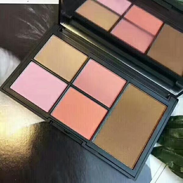 FREIES VERSCHIFFEN Neue Marke Make-Up Gesichtspuder Foundation Nar CONTOUR BLUSH Bronzer Textmarker 5 Farben