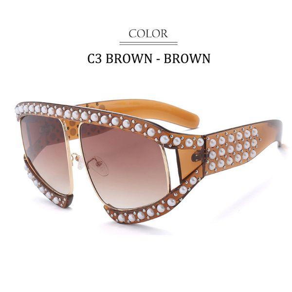 C3 Brown Frame Brown Lens