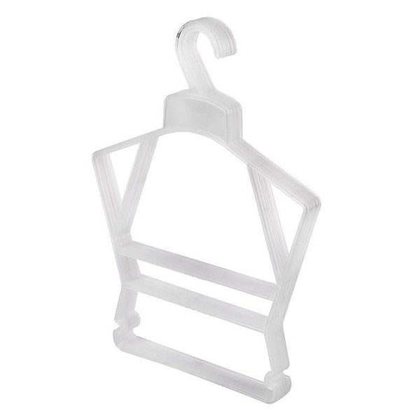 Plastic Hangers Dry And Wet Dual Purpose Clothes Rack Organizer Good Quality Kids Hanger Holder Hot Sale 0 58mj ii