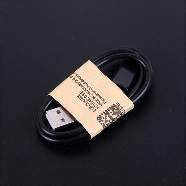 Haute qualité chargeur rapide vitesse OEM câble de recharge pour samsung s7 câble de charge Sync Cordon de données