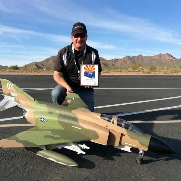 top popular Freewing NEW 90 EDF Electric rc jet F-4C D plane 90mm edf plane 6s PNP OR KIT +SERVO SET Retractable airplane RC MODEL HOBBY 2021