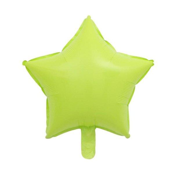 yeşil yıldız