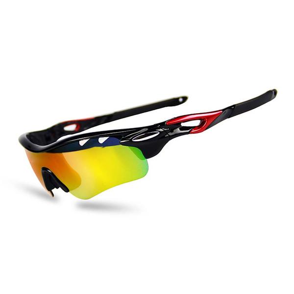 New Outdoor Sport Cycling Bicycle Bike Riding Sunglasses Eyewear Goggle UV400 US