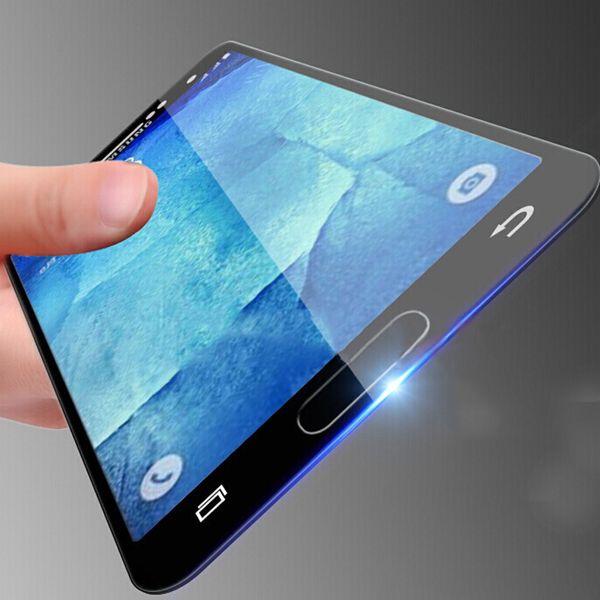 For Samsung Galaxy S2 S3 S4 S5 S6 A3 A5 A7 A8 A9 Tempered Glass Screen Protector Film HD Explosion Proof 9H 2.5D Anti Crash