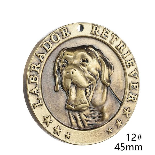 12 # 45mm Labradog Retriever
