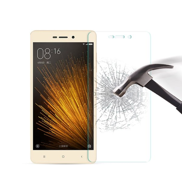Tempered Glass For Xiaomi Redmi 3x 3s 3 S Pro Screen Protector For Redmi 3s  Pro 3 X Case Protective Glass Film 3x Best Phone Screen Protector Cell