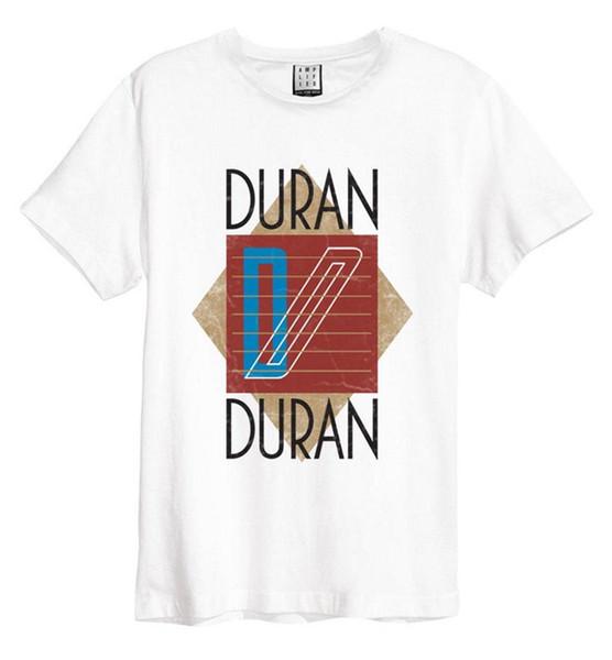 Duran 'Andrajoso Kaplan' (Blanco) T-SHIRT - Yükseltilmiş Giyim - Nuevo y Oficial