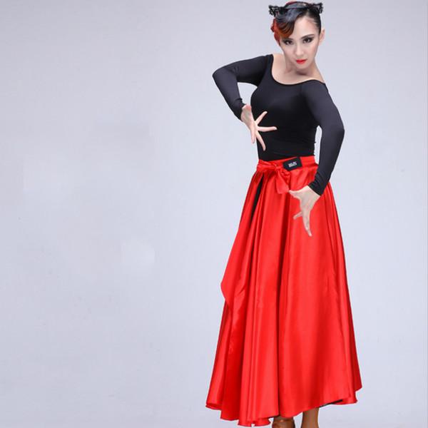 Children Six One Show Bullfight Dance Cloak Lading Dance Serve Will Pendulum Skirt Start Performance Serve ZB608