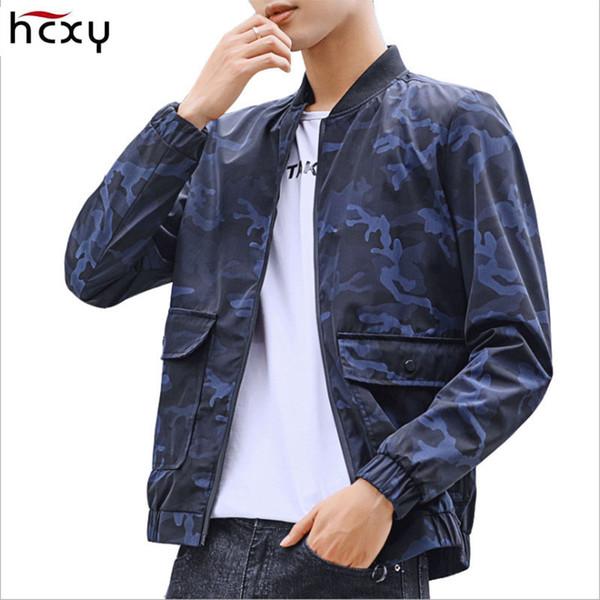 HCXY hommes veste de camouflage uniforme manteaux armée vêtements tactiques hommes camouflage coupe-vent hommes vestes jaqueta masculino