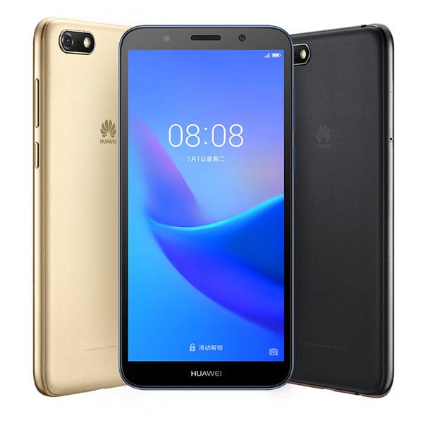 "Original Huawei Enjoy 8E Lite 4G LTE Mobile Phone Android 5.45"" Full Screen 2GB RAM 32GB ROM MT6739 Quad Core 13.0MP Smart Cell Phone New"