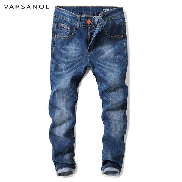 Mince Varsanol Crayon Coton Acheter D'été Jeans Pantalon Hommes 0dqwXA