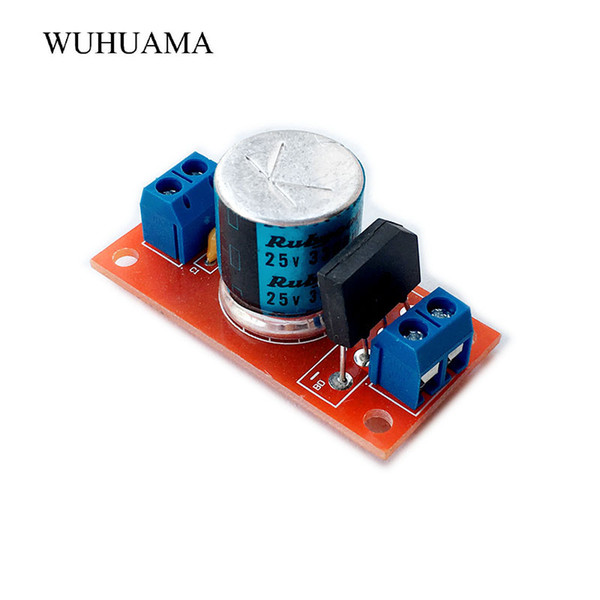 AC-DC Converter 12V to 9V Rectifier and filter Power Supply Module 3A DC-DC 3300uf/25V Full Wave Filter AMP Power Module