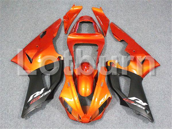 Plastic Fairing Kit Fit For Yamaha YZF1000 YZF 1000 R1 YZF-R1 2000 2001 00 01 Fairings Set Custom Made Motorcycle Bodywork A366
