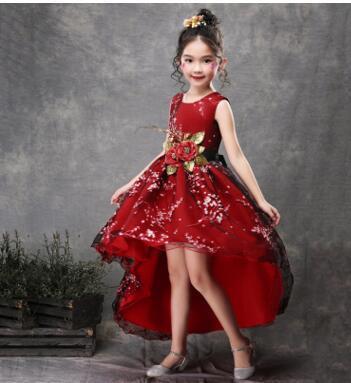 Weilinsha Lace Sashes Vestidos Da Menina de Flor de Tule Até O Chão vestido de Baile Comunhão de Casamento Vestido Custom Made Vestido de Daminha
