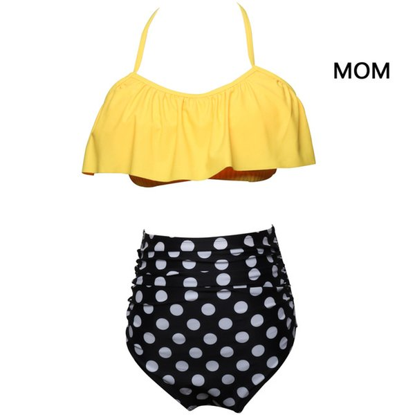mother swimsuit