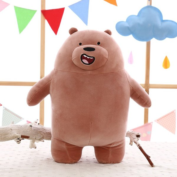 2019 hot sale China factory Lovely soft stuffed animals teddy bear plush toys