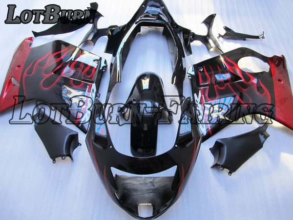 Custom Made Motorcycle Fairing Kit Fit For Honda CBR1100XX CBR 1100 XX 1996 - 2007 96 - 07 ABS Fairings fairing-kit Injection Molding C287