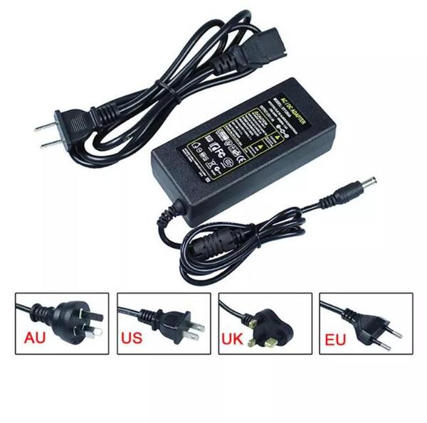 Fonte de alimentação de comutação 110-240 V AC / DC 12 V 2A 3A 4A 5A 6A 8A 10A 12A lâmpada LED tira 5050 3528 adaptador transformador de iluminação