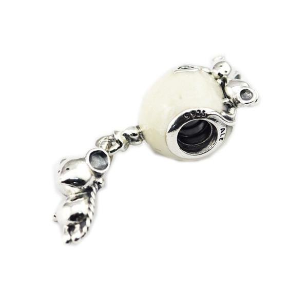 negozio online 714b6 50a13 Acquista Ciondoli Bracciale Con Mouse S925 In Argento Bracciale Stile  Pandora 797240EN23 H8 A $15.17 Dal Modernqueen | DHgate.Com