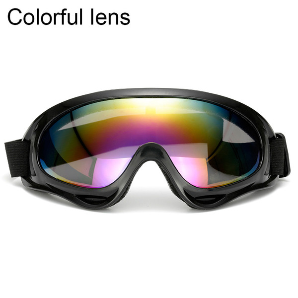 Outdoor Sport Man/Woman DH Len Bike Bicycle Skiing Glasses UV400 Cycling Eyewear Off Road Racing Windproof Motocross Glasses