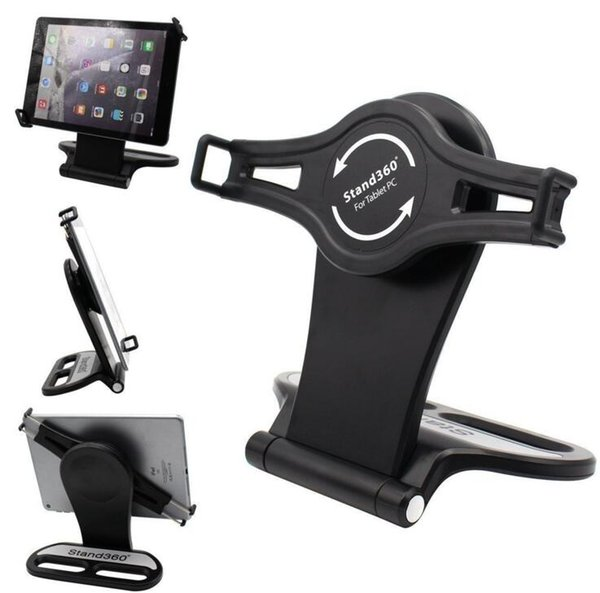 HOT Nouveau Support de table universel pivotant à 360 ° pour iPad / Samsung Tablet PC