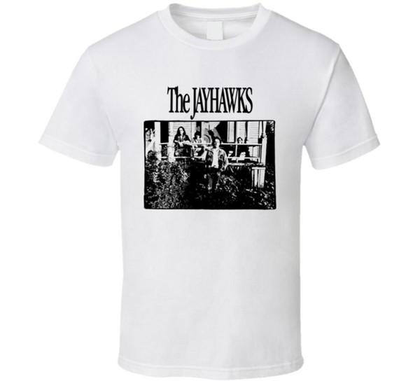 Das Jayhawks Music Band Country Rock Alternative T-Shirt