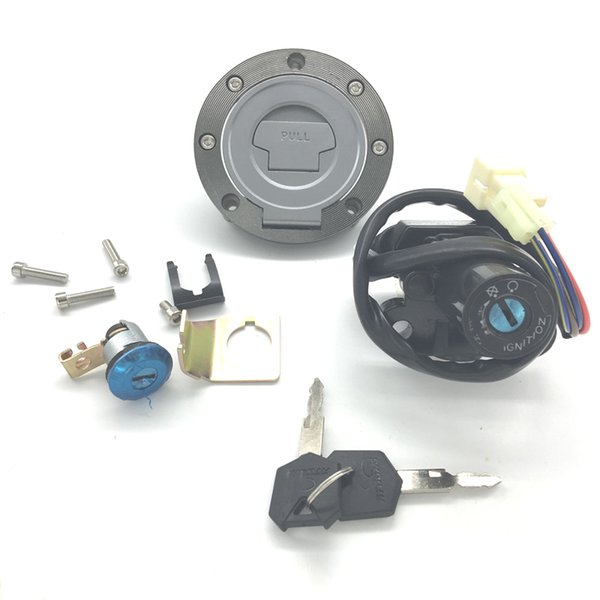 2019 Motorcycle Ignition Switch Fuel Gas Cap Seat Lock Key Set For Yamaha  YZF R6 2003 2005 YZF R1 2002 2003 XJ6 XJ6F XJ6N 2009 2015 FJ09 2015 16 From