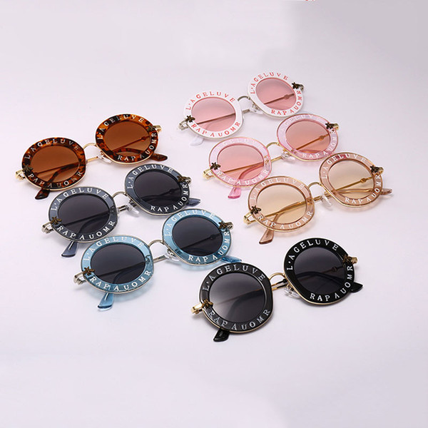 Yeni varış Marka Tasarımcısı Yuvarlak Güneş Kadınlar için iyi kalite HD Ayna güneş gözlükleri seyahat parti Moda aksesuar gözlük Toptan