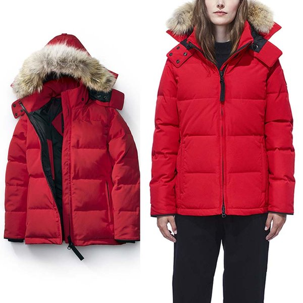 DHL free shipping 2018 women New Arrival Sale Guse Chateau Black Navy Gray Down Jacket Winter Coat Parka Sale With Outlet XS-XXL