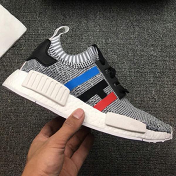 Tri-Color Grey