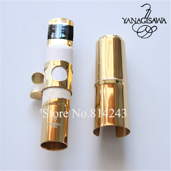 New Arrival Yanagisawa Brand Saxophone Mouthpiece Alto / Tenor / Soprano Mouthpiece 7 Musical Instrument Accessories Free Shipping
