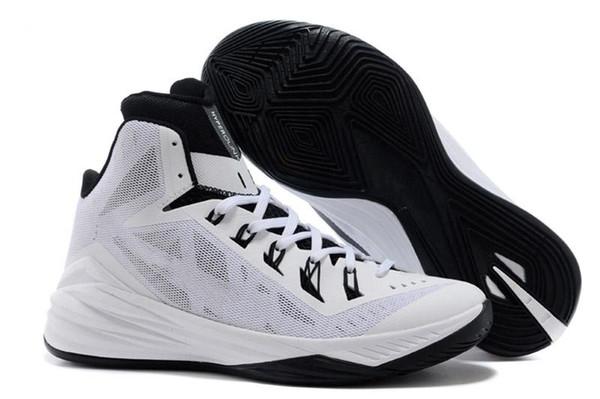 Nike React HyperdunChaussures de course de qualité supérieure Homme et femme Chaussures de basket-ball Hyperdunk 2014 TB Hi-Top Mode Chaussures de sport d'intérieur et d'extérieur de haute qualité A03