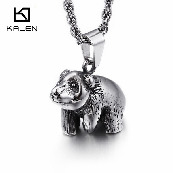 collier homme animal