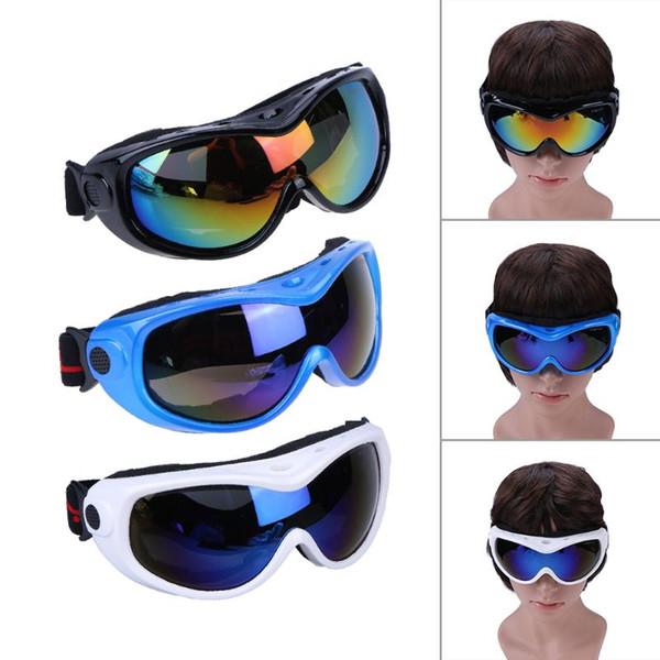 Sand proof outdoor port mountain climbing ingle layer ki goggle eye protection children teenager kiing eyewear