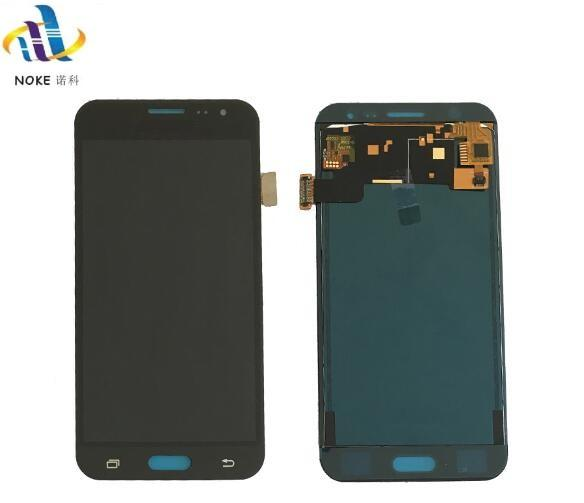 Pour Samsung Galaxy J3 2016 J320 J320A J320F J320M Écran LCD Avec Écran Tactile Digitizer Assemblée Peut être ajuster la luminosité