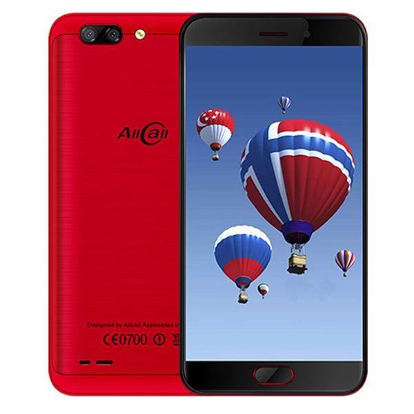 ALLCALL ATOM 2GB RAM 16GB ROM MTK6737 1.3GHz Quad Core 5.2Inch 2.5D IPS Screen Dual Camera 4G LTE Smartphone