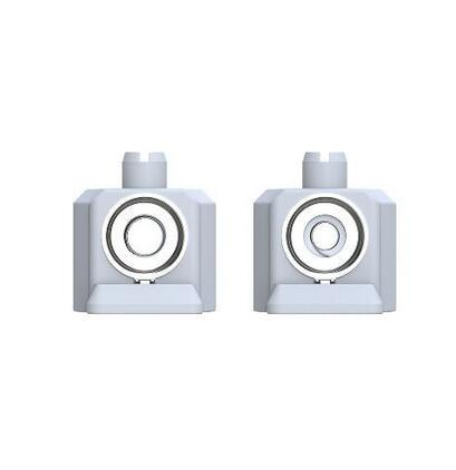 Original Joyetech Atopack Jvic Coil 0.6ohm Jvic2 Coil 0.25ohm ceramic cartridge Suit for Joyetech Atopack Penguin kit Atomizer 5pcs a pack