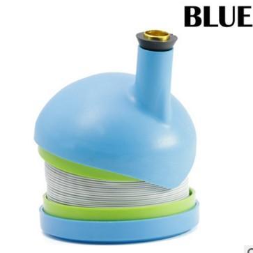 # 4 Kunststoff-Stretch-Rauchrohr